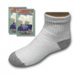 Gildans boys ankle socks