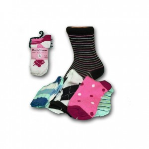 Crew Fashion Socks Variety is the spice of life for anyone's crew. Looking for fashion and a way to simplify your life with a black or white sock and want to get noticed these beautiful crew fashion socks are for you.