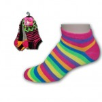 Fashion Neon Socks